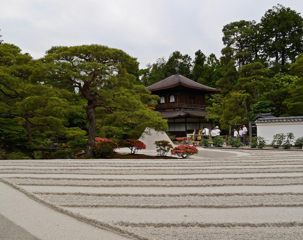 銀閣寺の魅力