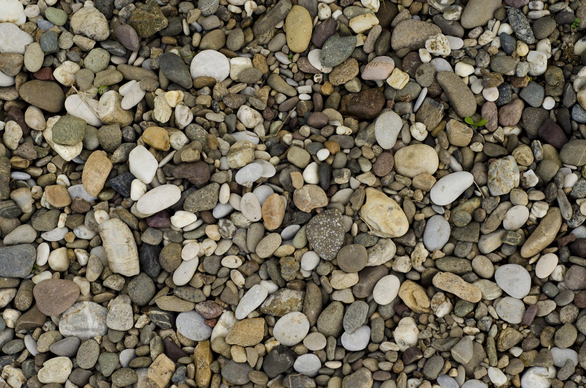 アクアリウム 砂利 底