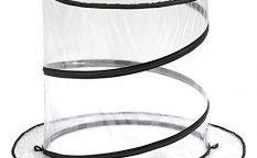 スドー スターペット メダカのビニール温室 丸型450 amazon